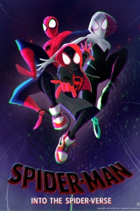 movie review - spider-man- into the spider-verse